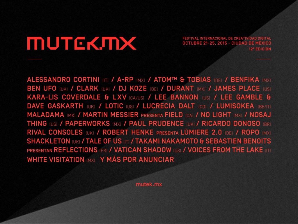 MUTEK_LINE UP