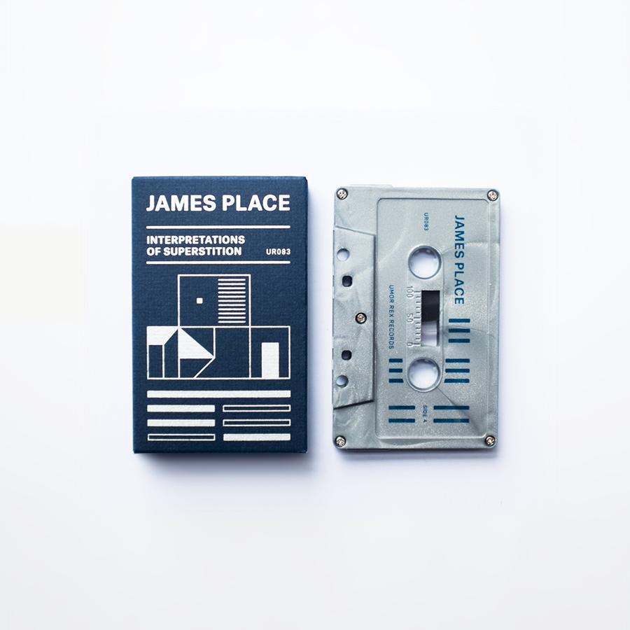 UR083_James_Place_Interpretantions_Of Superstition_COVER_Umor_Rex