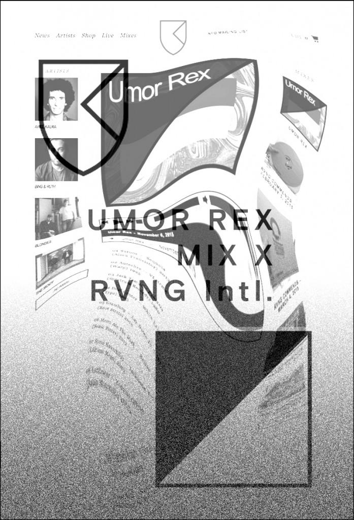 rvng x umor rex