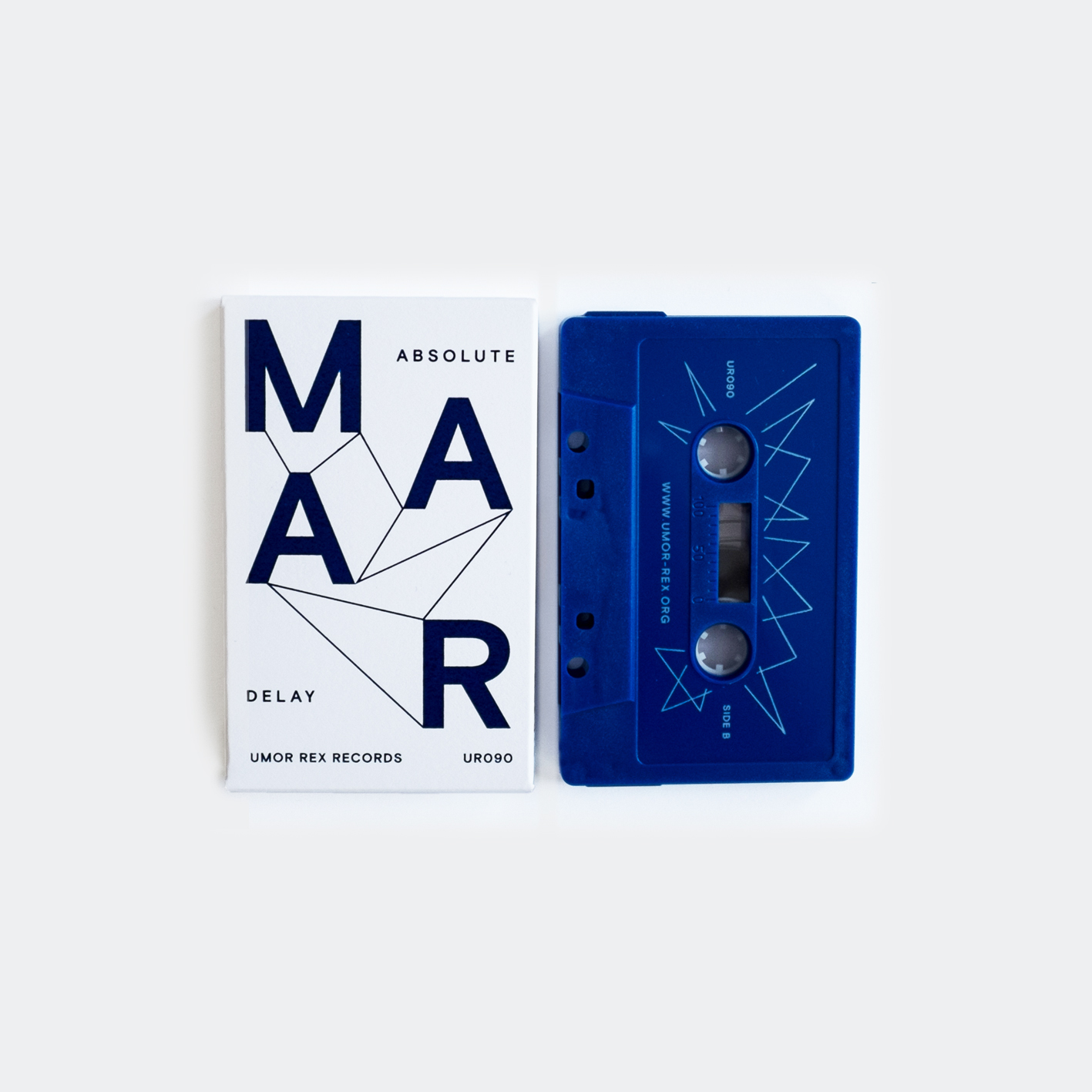 UR090_2_Cassette_Maar_Absolute_Delay_Umor_Rex_1417px